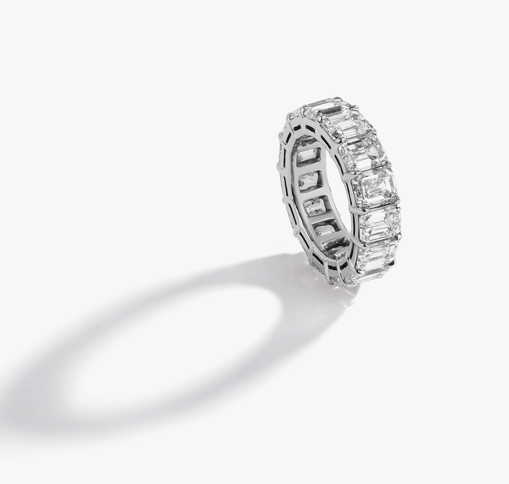 Piranesi Bridal Ring